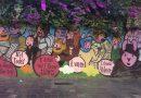 Mural en plaza patraix